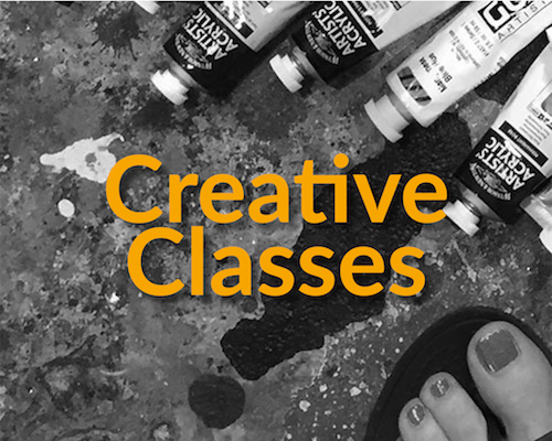 Creative classes