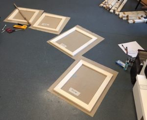 small frames