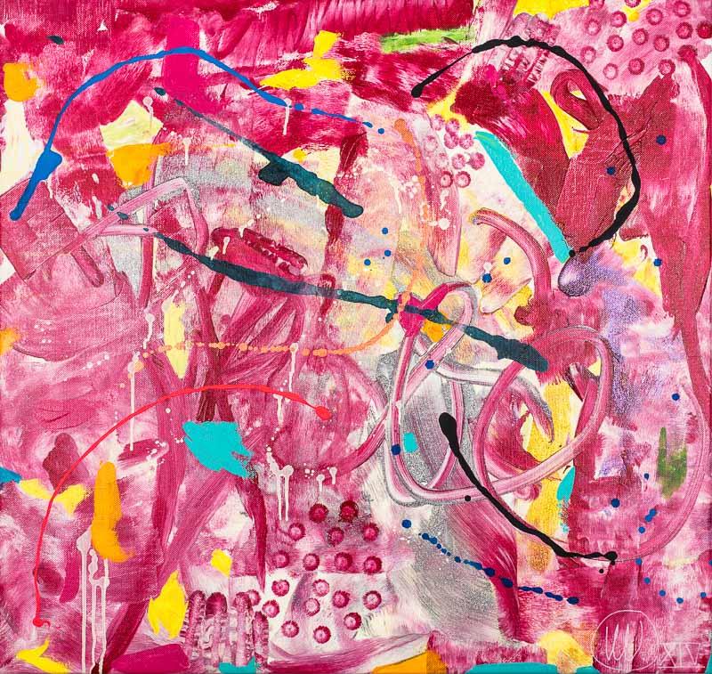 Katarina Nilsson Artwork: Dance or Die