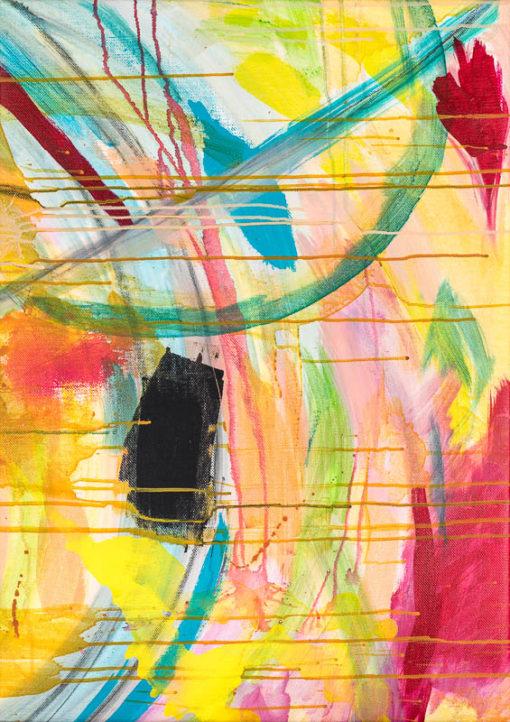Katarina Nilsson Artwork: Black Life