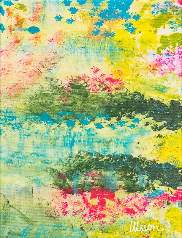 Katarina Nilsson Artwork: Pond