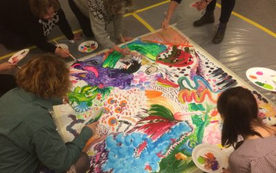 Creation Free of Hesitation – Join the Adventure of Art